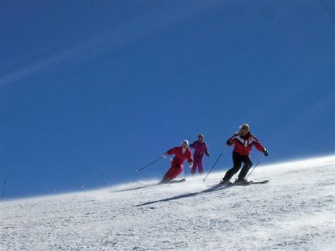 Great Ski Shot c. Lanelli 2007