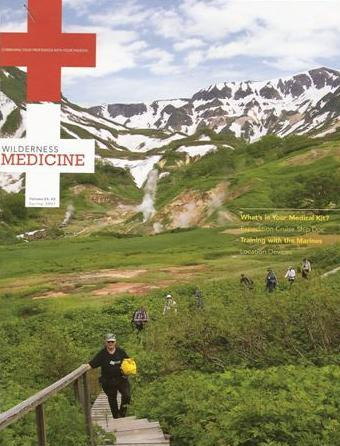 Wilderness Medicine Cover c. Lanelli 2007